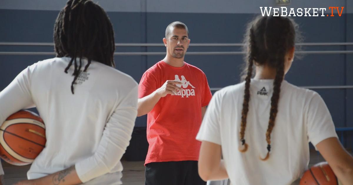 Emmanuel Body, coach de La Roche Vendée Basket Club