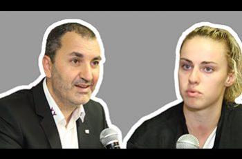 David Girandière et Alix Duchet