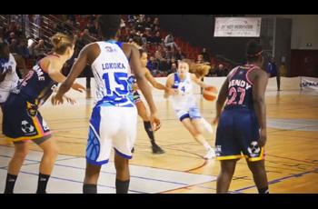 AS Aulnoye Basket-Ball - COB Calais (68-70)