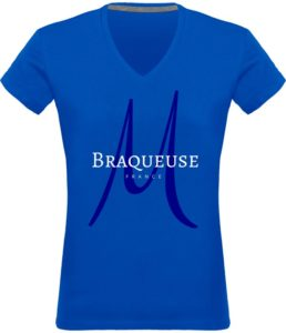 t shirt basket femme Braqueuse