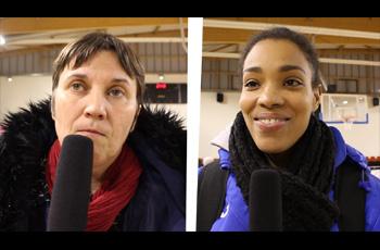 Agnès Denys et Cora Duval
