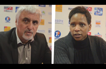 François Gomez et Bintou Marizy-Dieme