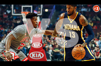 DUEL #3 | Paul George VS Jimmy Butler