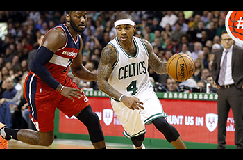 John Wall Vs. Isaiah Thomas