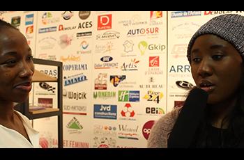 Amina Konaté interview Berangère Dinga