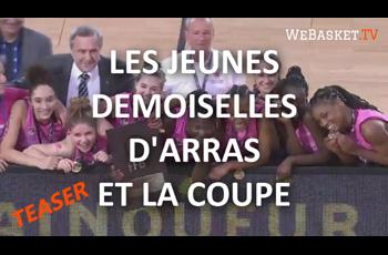 """Bande annonce : """"Les jeunes demoiselles d'Arras et la coupe"""""""