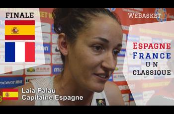 Laia Palau après sa demi-finale
