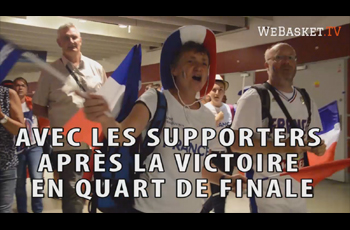 Supporters de l'équipe de France