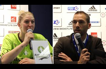 Jenny Fouasseau et Fabrice Fernandes