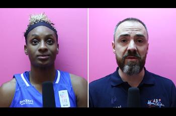 Touty Gandega et Benoit Marty