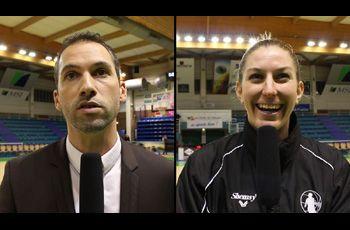 Fabrice Fernandes et Jenny Fouasseau