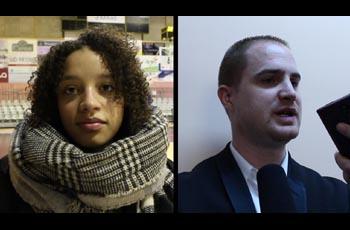Anaïs Dominique et Quentin Buffard