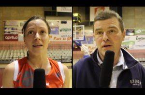 Kathleen Bourdin et Philippe Breitenbucher