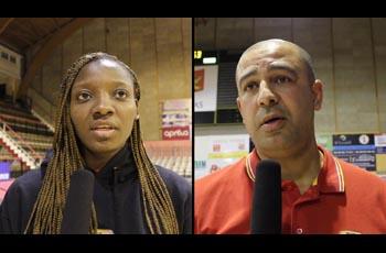 Kani Kouyaté et Mamadou Cissé