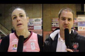 Sabrina Reghaissia et Quentin Buffard