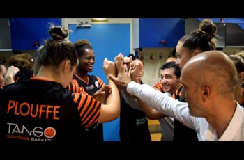 Equipe de Tango Bourges Basket