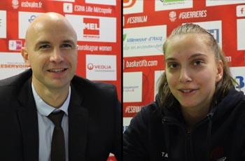Frédéric Dusart et Hélène Jakovlevic