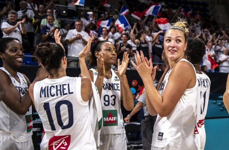Equipe de France féminine de basket-ball
