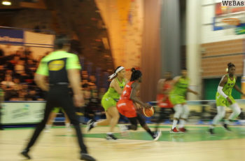 Saint-Amand Hainaut Basket vs ESBVA Lille Métropole