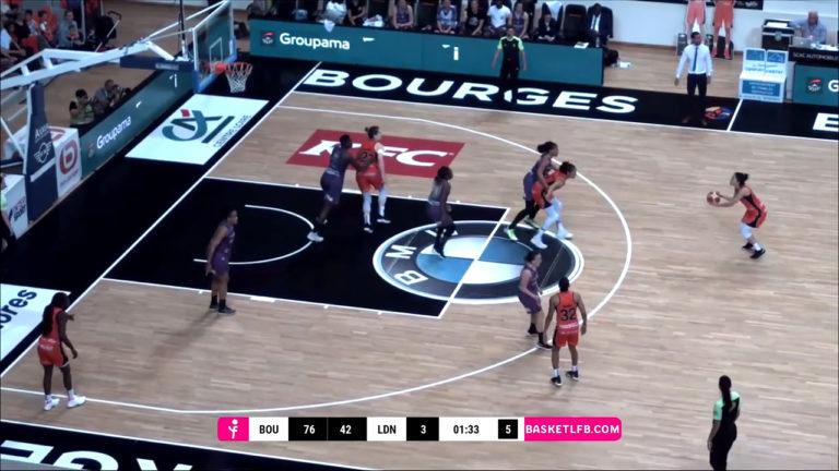 Résumé Bourges vs Landerneau