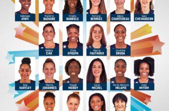 Pré-sélection de l'équipe de France 2019
