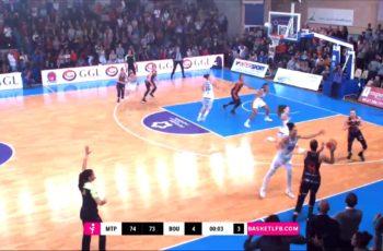 Résumé vidéo de BLMA vs Bourges Basket