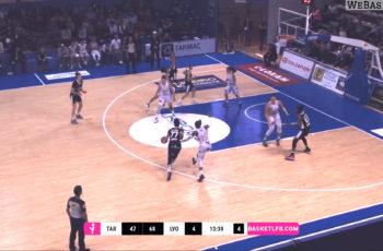 TGB vs Lyon ASVEL Féminin