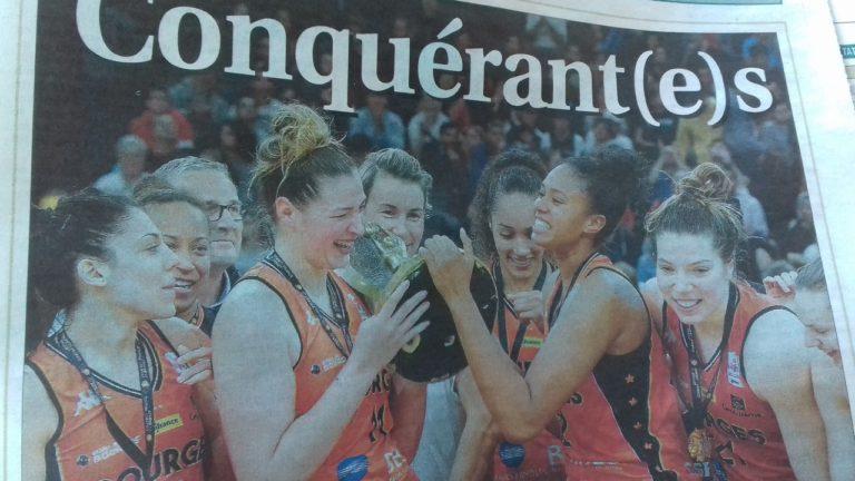 tango bourges basket vainqueur coupe de france 2018-2019
