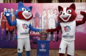 euro basket feminin 2019 euqipes engagees