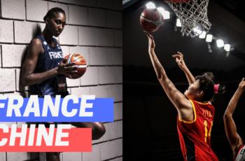 france-chine basket feminin