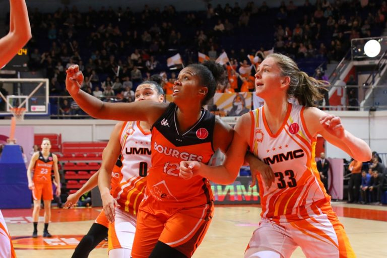 iliana rupert ekaterinbourg bourges euroleague 2019
