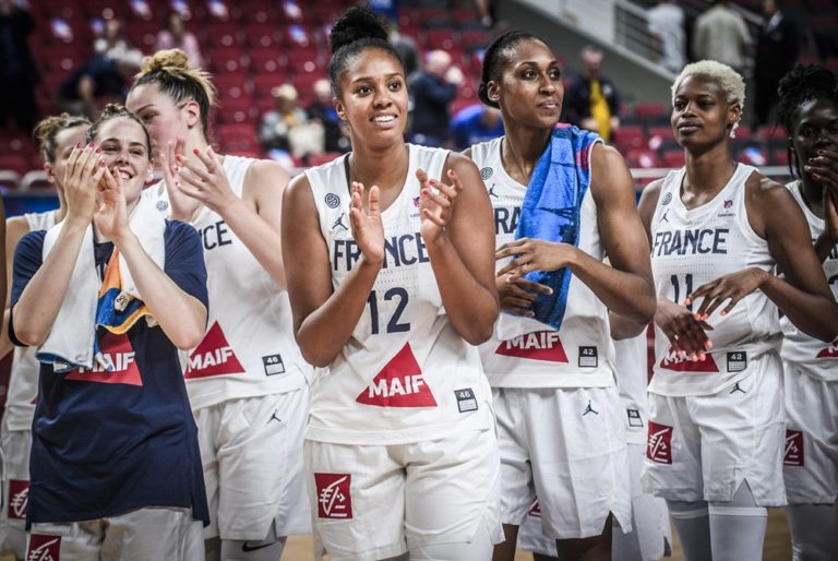 iliana rupert france republique tcheque eurobasket 2019
