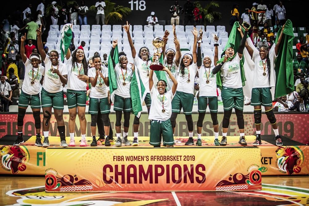 nigeria champion afrobasket 2019
