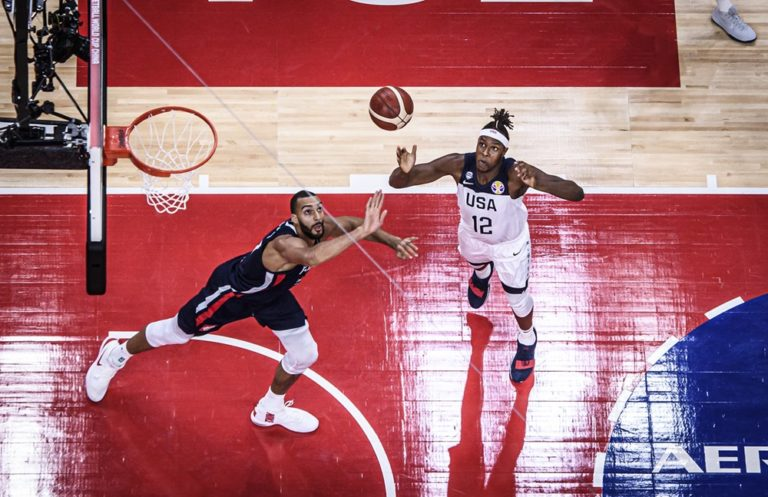 rudy-gobert-france-usa-worldcup-19