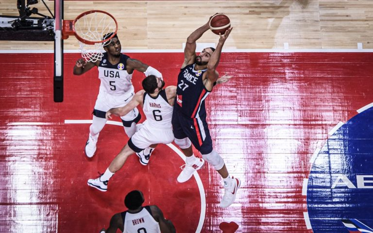 rudy-gobert-france-usa-worldcup-2019