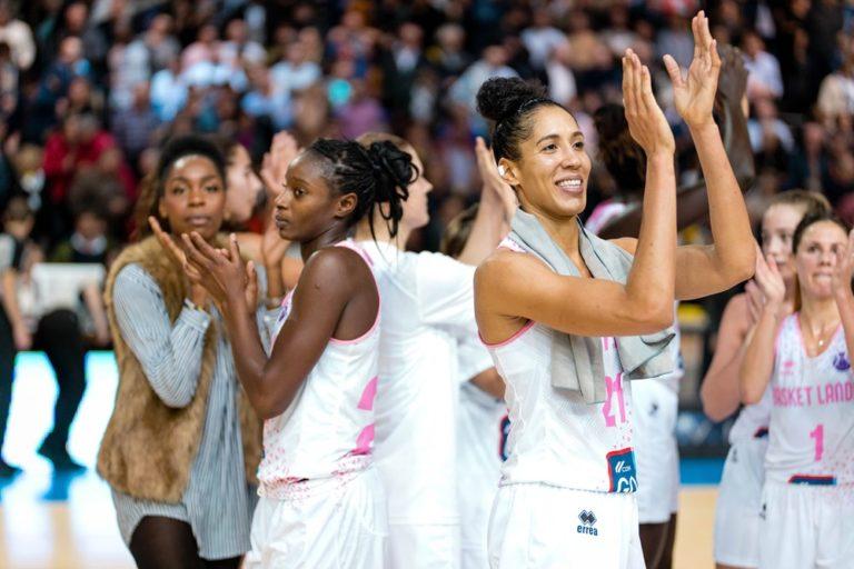Basket Landes vs Peac Pecs en Eurocup 2019-20