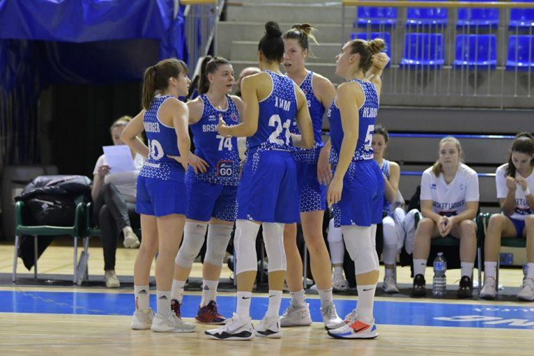 Cadi la Seu vs Basket Landes en Eurocup 2019-20