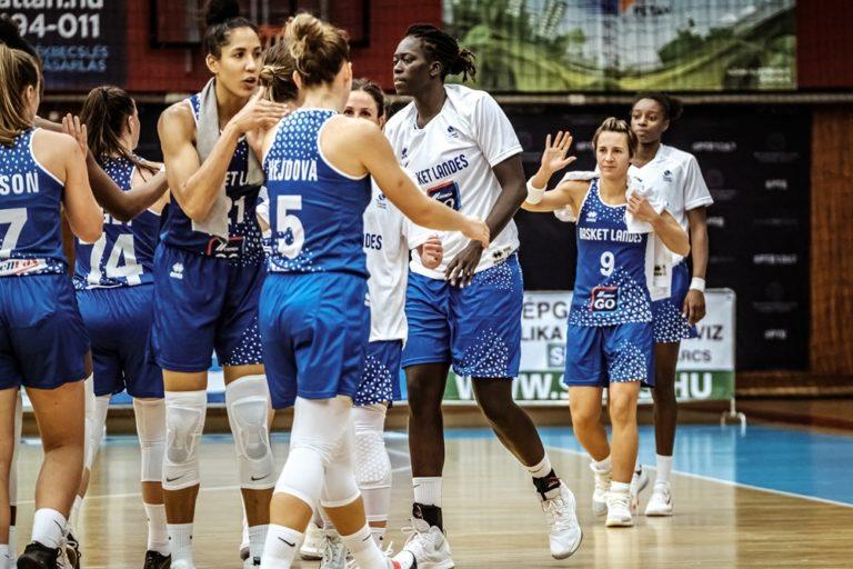 Peac Pecs vs Basket Landes en Eurocup 2019-20