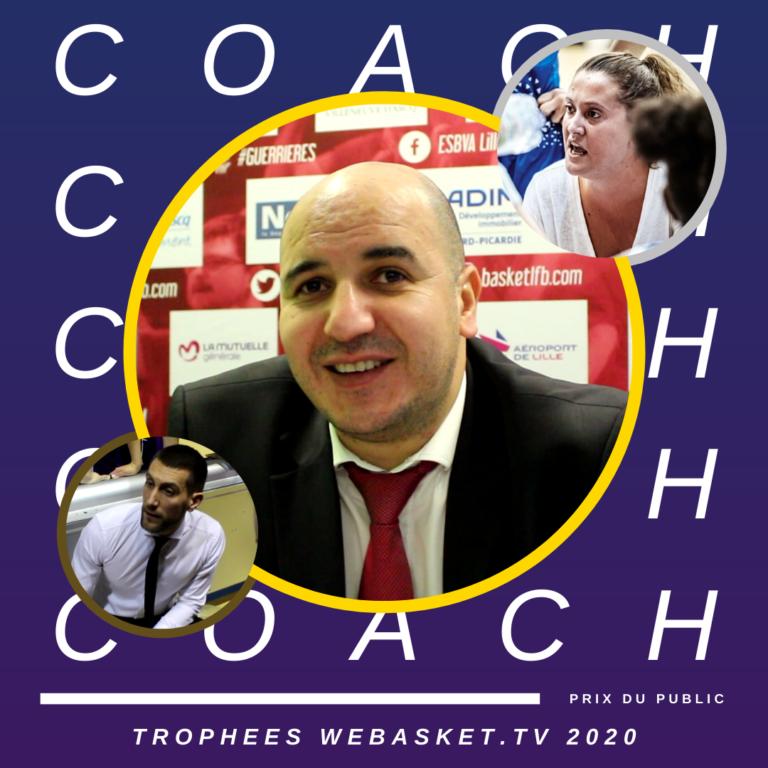 le public designe rachid meziane coach lfb de la saison 2019-2020