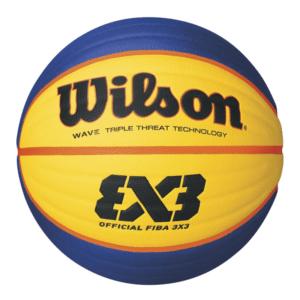 ballon officiel Wilson 3x3 FIBA