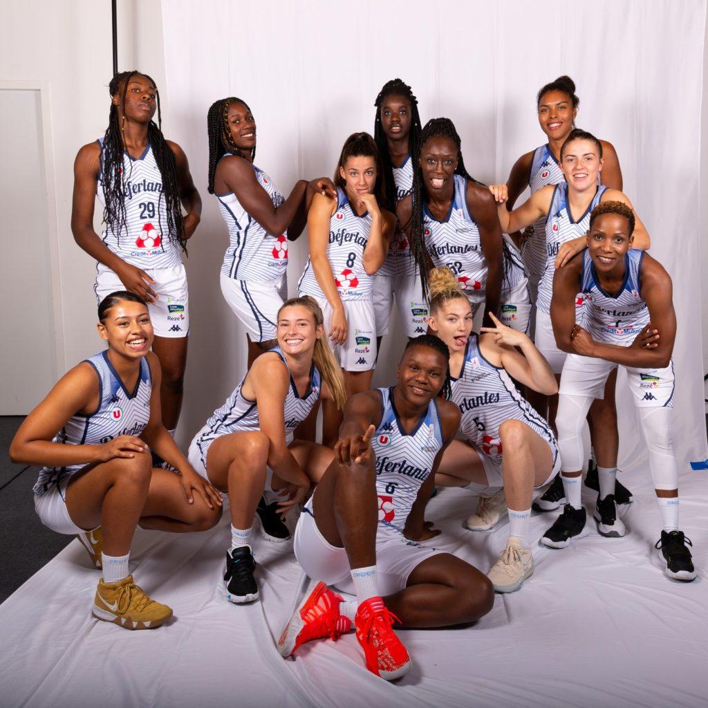 nantes reze basket saison lfb 2020 2021