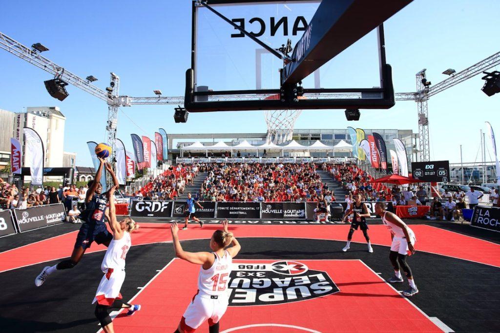 terrain basket 3x3 open france 2019 la rochelle superleague